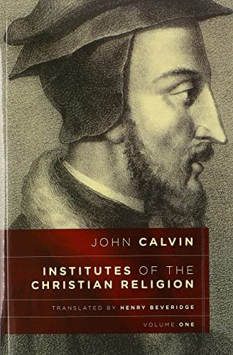 9780802871626: Institutes of the Christian Religion (Set of 2 volumes)