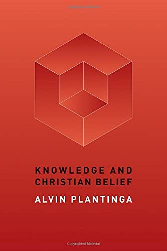9780802872043: Knowledge and Christian Belief