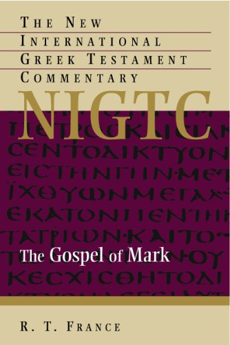 9780802872128: The Gospel of Mark: A Commentary on the Greek Text (New International Greek Testament Com (Eerdmans))