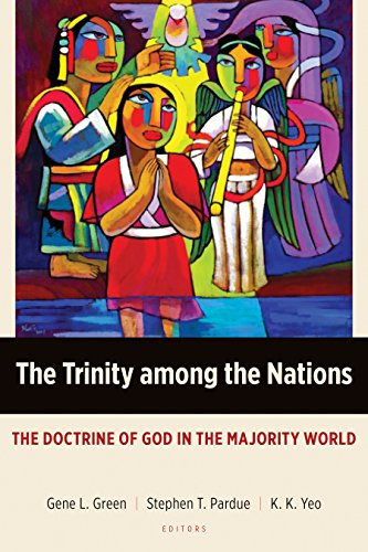 9780802872685: The Trinity among the Nations: The Doctrine of God in the Majority World (Majority World Theology (MWT))