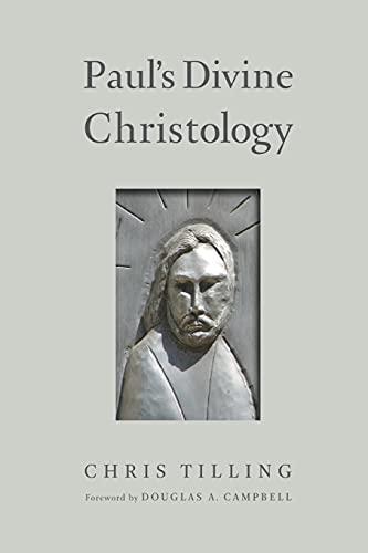 9780802872951: Paul's Divine Christology
