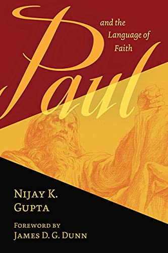 9780802873439: Paul and the Language of Faith