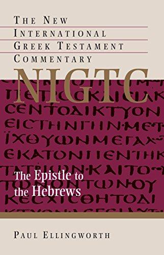 9780802874078: Hebrews (The New International Greek Testament Commentary)