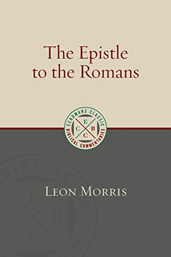9780802875945: The Epistle to the Romans (Eerdmans Classic Biblical Commentaries)