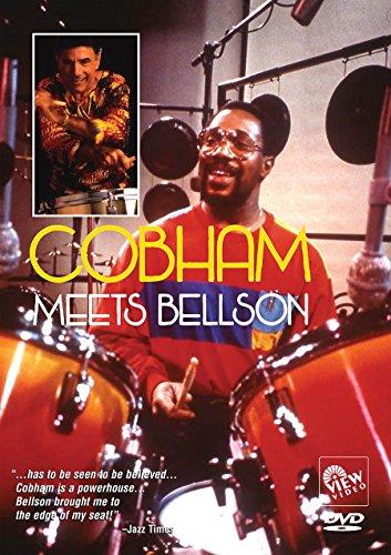 9780803023031: Cobham Meets Bellson Drums DVD