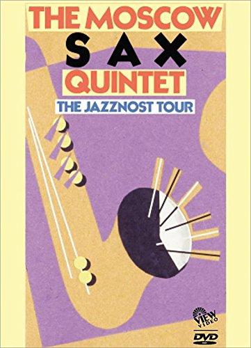 MOSCOW SAX QUINTET - JAZZNOST TOUR DVD Format: DvdRom