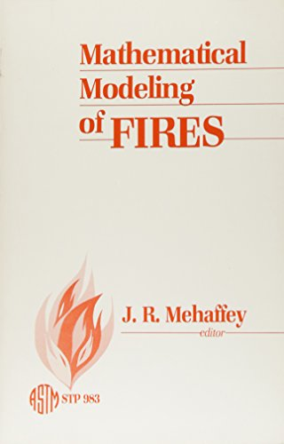 9780803109926: Mathematical Modeling of Fires (Astm Special Technical Publication)