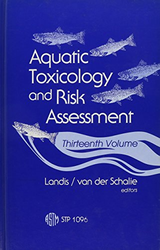 9780803114609: Aquatic Toxicology and Risk Assessment (AQUATIC TOXICOLOGY AND ENVIRONMENTAL FATE)