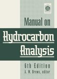 9780803120808: Manual on Hydrocarbon Analysis (Astm Manual Series)