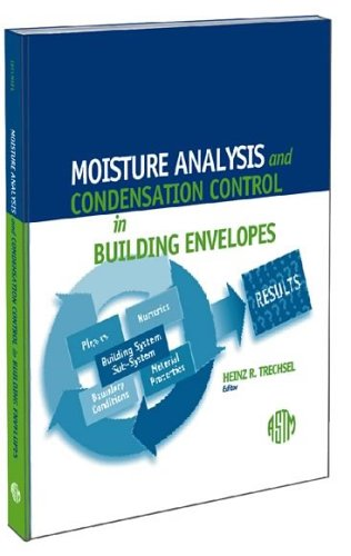 9780803120891: Moisture Analysis and Condensation Control in Building Envelopes (ASTM Manual, 40) (Astm Manual Series, Mnl 40.)