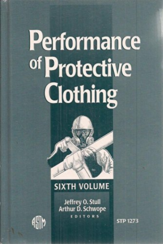 9780803124028: Performance of Protective Clothing