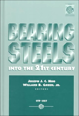 9780803124219: Bearing Steels: Into the 21st Century