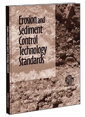 9780803128439: Erosion and Sediment Control Technology Standards
