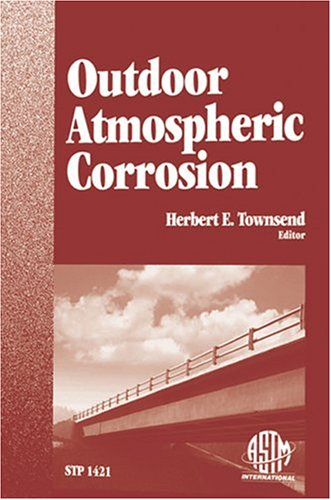 9780803128965: Outdoor Atmosphere Corrosion (Astm Special Technical Publication, 1421,)