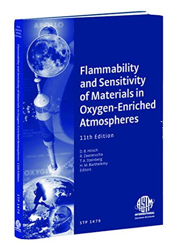 9780803134058: Flammability and Sensitivity of Materials in Oxygen-Enriched Atmospheres, 11th Volume, STP 1479