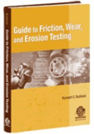 9780803142695: Mnl 56 Guide to Friction, Wear and Erosion Testing