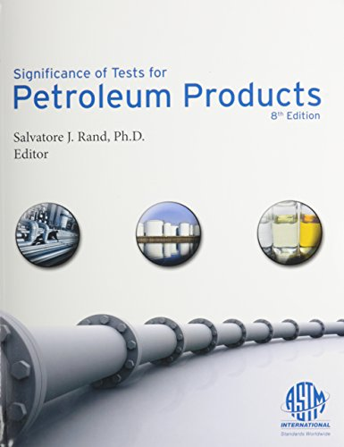 9780803170018: Significance of Tests for Petroleum Products (ASTM Manuals & Monograms - Manual 1)