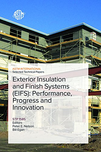 9780803176157: Exterior Insulation and Finish Systems (EIFS): Performance, Progress and Innovation