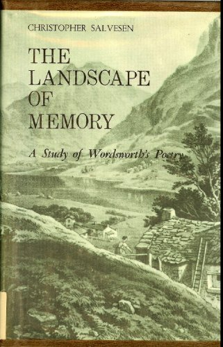 The Landscape of Memory: A Study of: Salvesen, Christopher