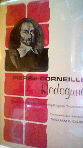 9780803205017: Rodogune: French Text with a Facing English Translation (Regents continental drama series)