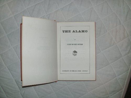 9780803208841: The Alamo