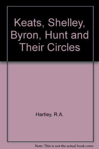 9780803209602: Keats, Shelley, Byron, Hunt and Their Circles