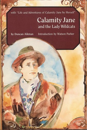 9780803210202: Calamity Jane and the Lady Wildcats (Bison Book)