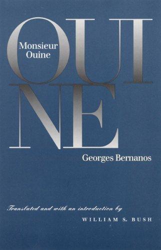 9780803213043: Monsieur Ouine