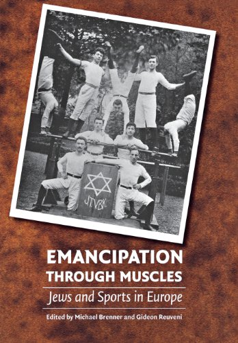 9780803213555: Emancipation through Muscles: Jews and Sports in Europe