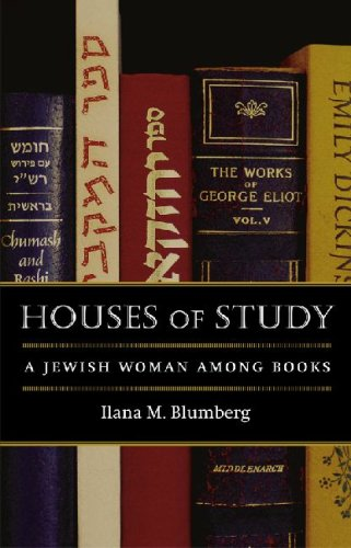 9780803213678: Houses of Study: A Jewish Woman among Books