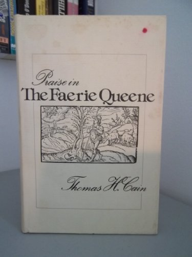 "9780803214057: Praise in the ""Faerie Queene"""
