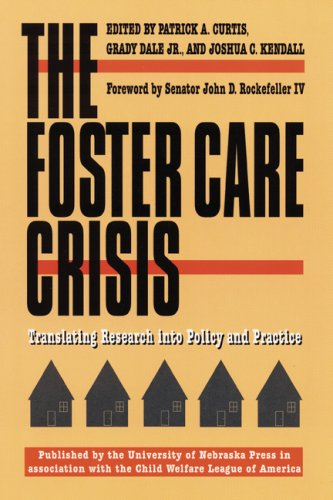 9780803214835: The Foster Care Crisis: Translating Research into Policy and Practice (Child, Youth, and Family Services)