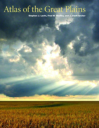 9780803215368: Atlas of the Great Plains