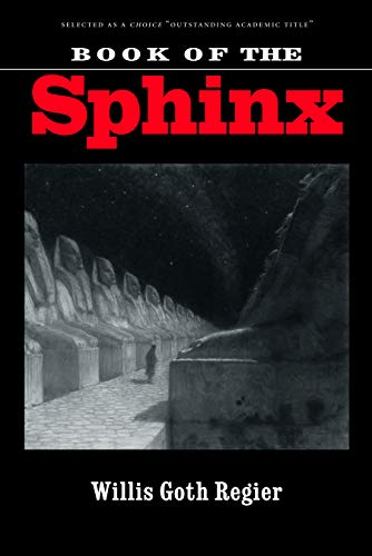 9780803215979: Book of the Sphinx