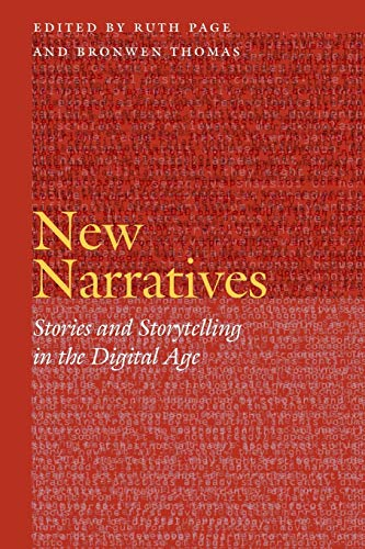 9780803217867: New Narratives: Stories and Storytelling in the Digital Age (Frontiers of Narrative)