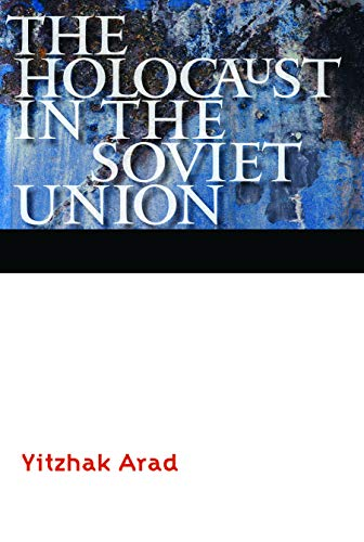 9780803220591: The Holocaust in the Soviet Union