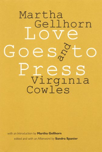 9780803220669: Love Goes to Press: A Comedy in Three Acts