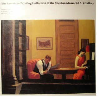 The American Painting Collection of the Sheldon Memorial Art Gallery.; (exhibition publication)