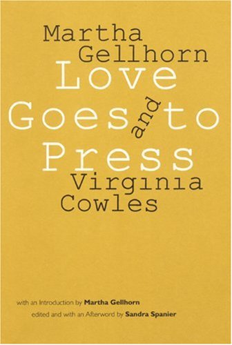 9780803221543: Love Goes to Press: A Comedy in Three Acts