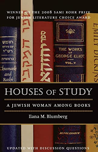 9780803224490: Houses of Study: A Jewish Woman among Books