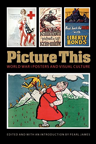 9780803226104: Picture This: World War I Posters and Visual Culture (Studies in War, Society, and the Military)