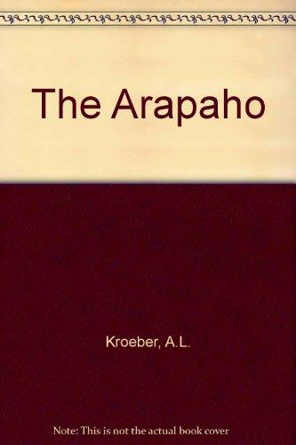 9780803227088: The Arapaho