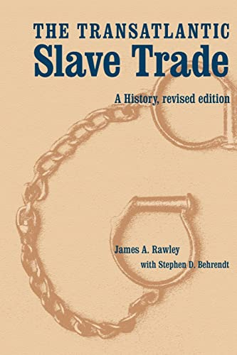 9780803227972: The Transatlantic Slave Trade: A History, Revised Edition