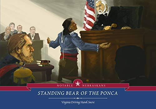 9780803228269: Standing Bear of the Ponca