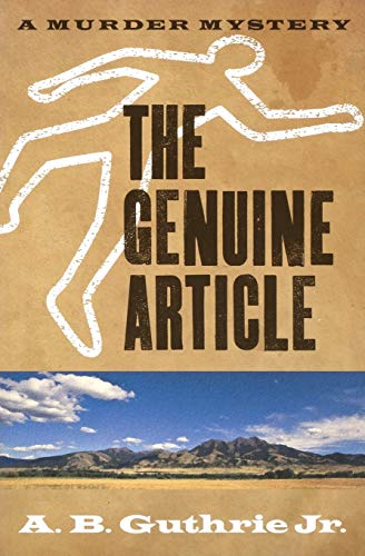 9780803230286: The Genuine Article
