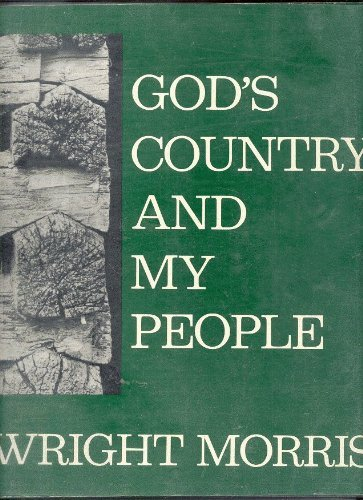 9780803230675: God's Country and My People