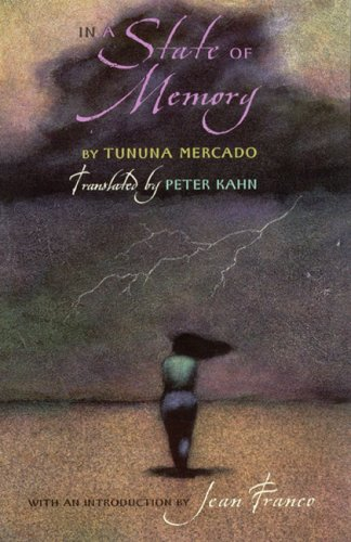 9780803231573: In a State of Memory (Latin American Women Writers)