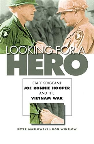 Looking for a Hero: Staff Sergeant Joe: Peter Maslowski; Don