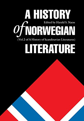 9780803233171: A History of Norwegian Literature