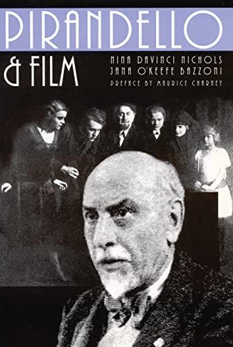 9780803233362: Pirandello & Film